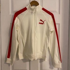 NWOT Puma track jacket